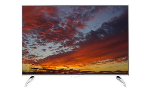 تلويزيون ال اي دي ايکس ويژن مدل 48XLU715 سايز 48 اينچ