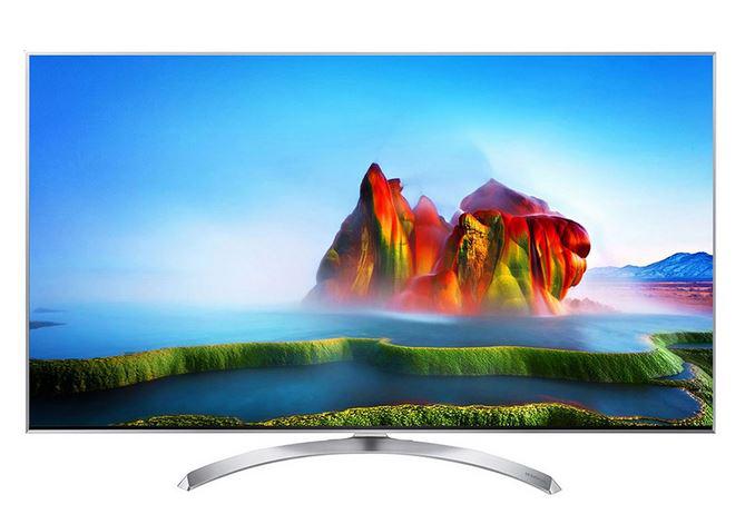 تلويزيون ال اي دي هوشمند ال جي مدل 49SJ80000 سايز 49 اينچ
