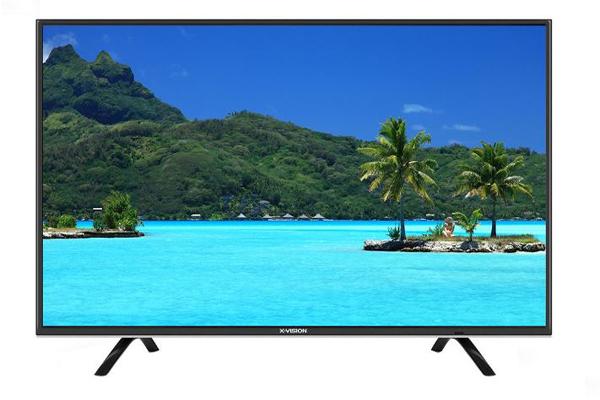تلويزيون ال اي دي هوشمند ايکس ويژن مدل 43XK555 سايز 43 اينچ