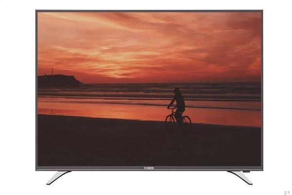 تلويزيون ال اي دي هوشمند ايکس ويژن مدل 49XT515 سايز 49 اينچ