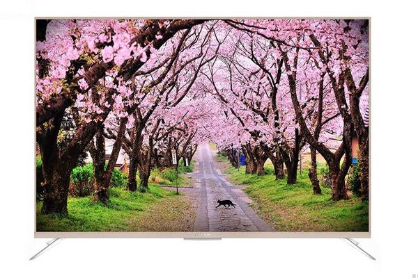 تلويزيون ال اي دي هوشمند ايکس ويژن مدل 49XTU815 سايز 49 اينچ