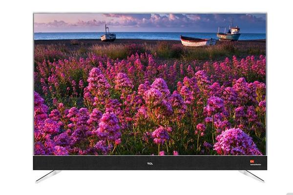 تلويزيون ال اي دي هوشمند تي سي ال مدل ۴۹C2LUS سايز ۴۹ اينچ