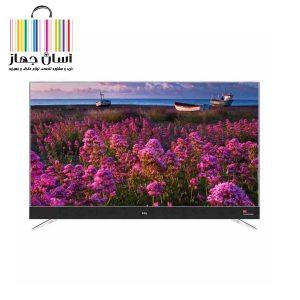 تلويزيون ال اي دي هوشمند تي سي ال مدل 49C2LUS سايز 49 اينچ