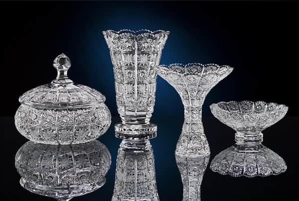 راهنمای خرید ظروف بلور و کریستال جهیزیه عروس – آسان جهاز