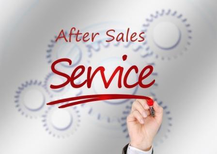 خدمات پس از فروش لوازم خانگی
