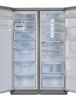 یخچال فریزر دو قلو دیپوینت مدل D5i