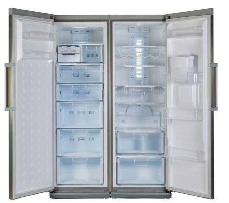 یخچال فریزر دوقلوی هاردستون مدل HD5