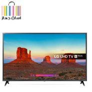 تلویزیون ۴۹ اینچ و ۴K ال جی مدل ۴۹UK6300