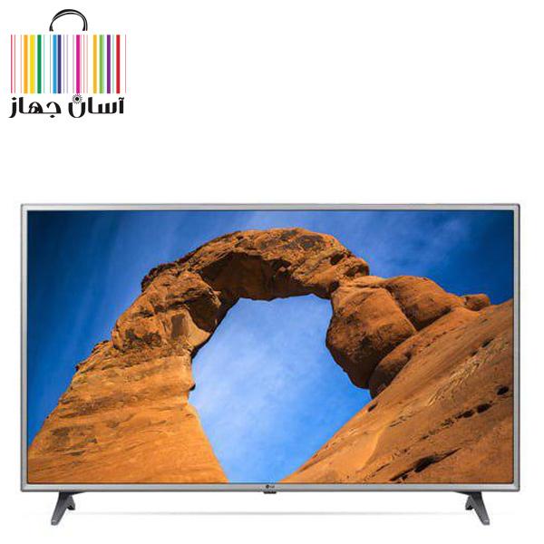 تلویزیون ۴۹ اینچ هوشمند ال جی مدل ۴۹LK6100