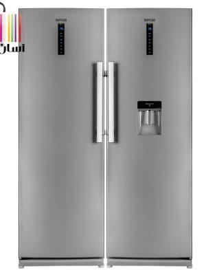 یخچال فریزر دوقلو برتینو مدل X4 plus