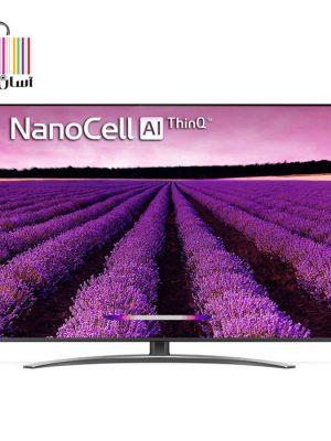 تلویزیون 49 اینچ و 4K ال جی مدل 49SM8100