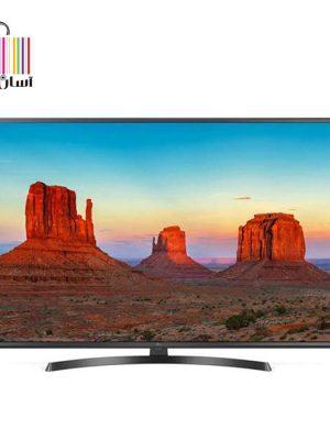تلویزیون 49 اینچ و 4K ال جی مدل 49UK6400