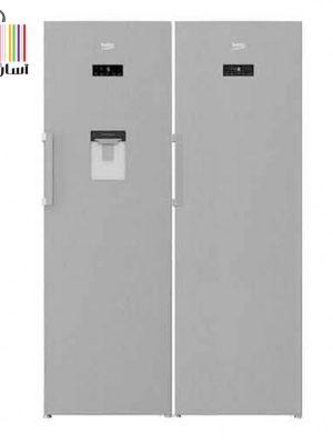 یخچال فریزر دو قلو بکو مدل RSNE445 – RFNE350