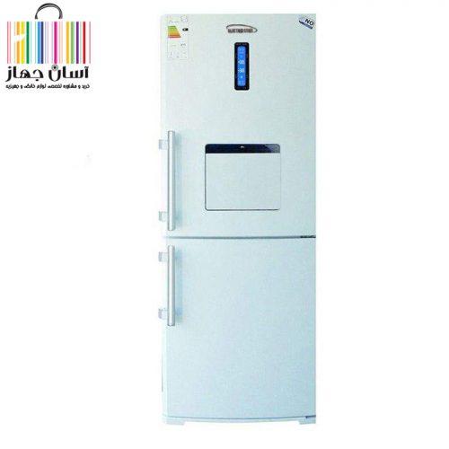یخچال و فریزر الکترواستیل مدل ES35 (یخساز اتوماتیک)