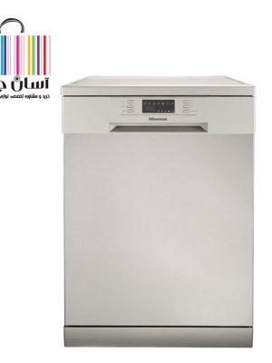 ماشین ظرفشویی 12 نفره هایسنس مدل H12DSS