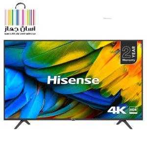 تلویزیون 55 اینچ و 4K هایسنس مدل B7100