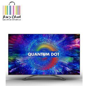 تلویزیون 65 اینچ هایسنس مدل Q8600