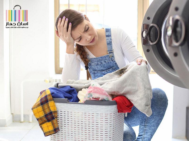 راهنمای استفاده از ماشین لباسشویی بوش