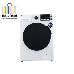 ماشین لباسشویی 8 کیلویی کرال مدل TFW28415