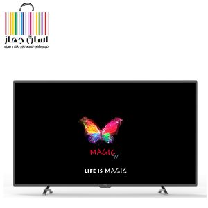 تلویزیون ال ای دی 4K و هوشمند مجیک تی وی مدل MT65D2800 سایز 65 اینچ