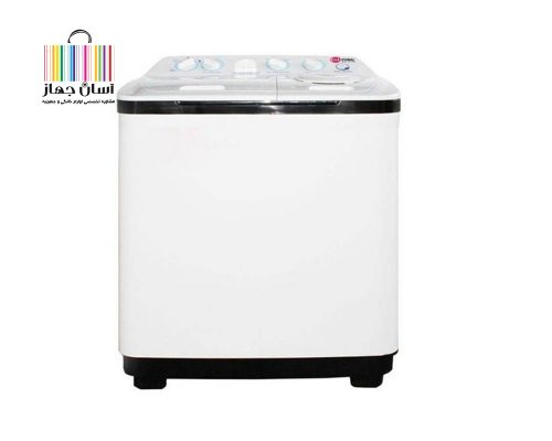 ماشین لباسشویی کرال 9.6 کیلویی مدل TTW 96501 NJ