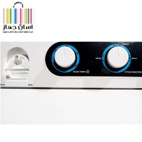 ماشین لباسشویی کروپ مدل WTT-15514 FJ ظرفیت 15 کیلوگرم | آسان جهاز