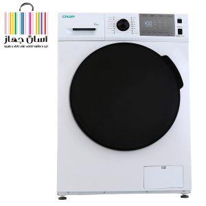 ماشین لباسشویی کروپ مدل WFT 48412 ظرفیت 8 کیلوگرم | آسان جهاز