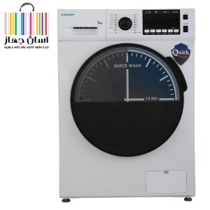 ماشین لباسشویی کروپ مدل WFT 29417 ظرفیت 9 کیلوگرم | آسان جهاز