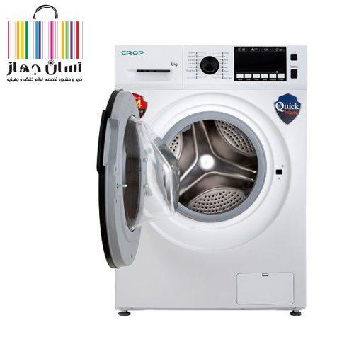 ماشین لباسشویی کروپ مدل WFT 29417 ظرفیت 9 کیلوگرم   آسان جهاز