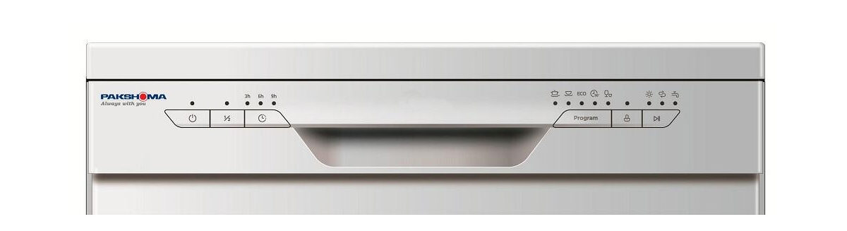 ماشین ظرفشویی پاکشوما مدل 14201