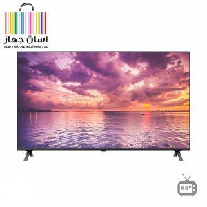 تلویزیون 55 اینچ ال جی مدل NANO80
