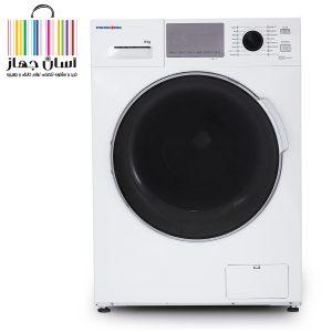ماشین لباسشویی پاکشوما مدل WFI-84437 WT