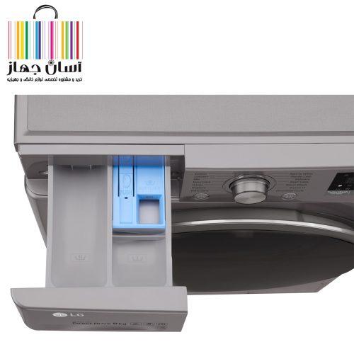 ماشین لباسشویی 8 کیلویی ال جی مدل LG WM-946S