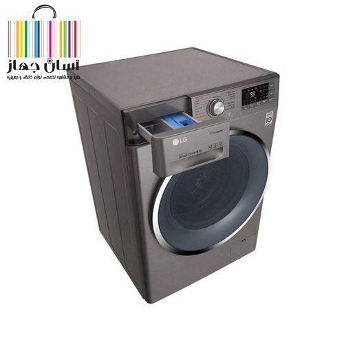 ماشین لباسشویی ال جی 8 کیلویی مدل wm-843