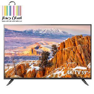 تلویزیون 55 اینچ دوو مدل DLE-55H1800U