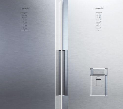 یخچال و فریزر دوقلو دوو مدل D4LR-0020 - D4LF-0020