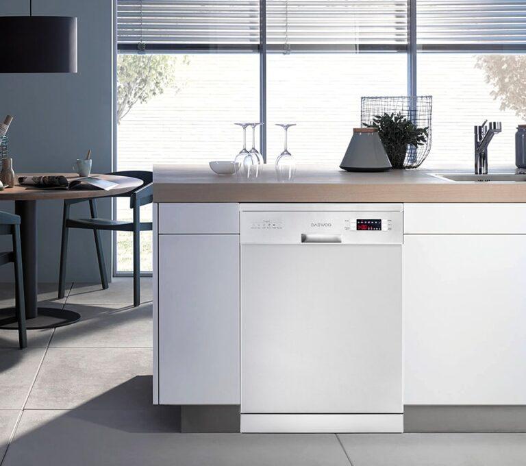 ماشین ظرفشویی دوو مدل DWK-2560 - طراحی زیبا