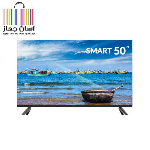 تلویزیون ال ای دی هوشمند 50 اینچ اسنوا مدل SSD-50SA620U