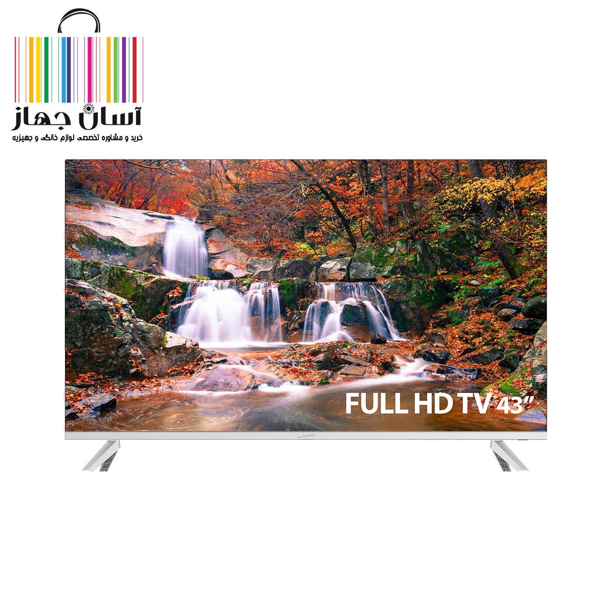 تلویزیون ال ای دی 43 اینچ اسنوا مدل SLD-43SA1270