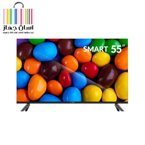 تلویزیون ال ای دی هوشمند 55 اینچ اسنوا مدل SSD-55SA1560U