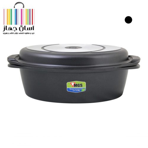 ظرف پخت ام جی اس مدل Roaster کد MP-01