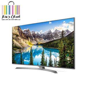 تلوزیون ۷۰ اینچ الجی مدل UJ675
