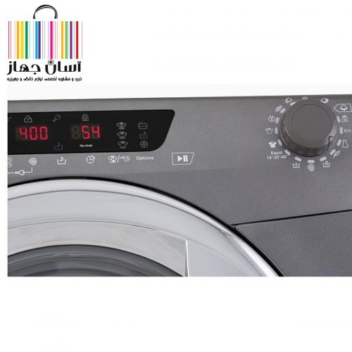 ماشین لباسشویی کندی مدل GIC-2409
