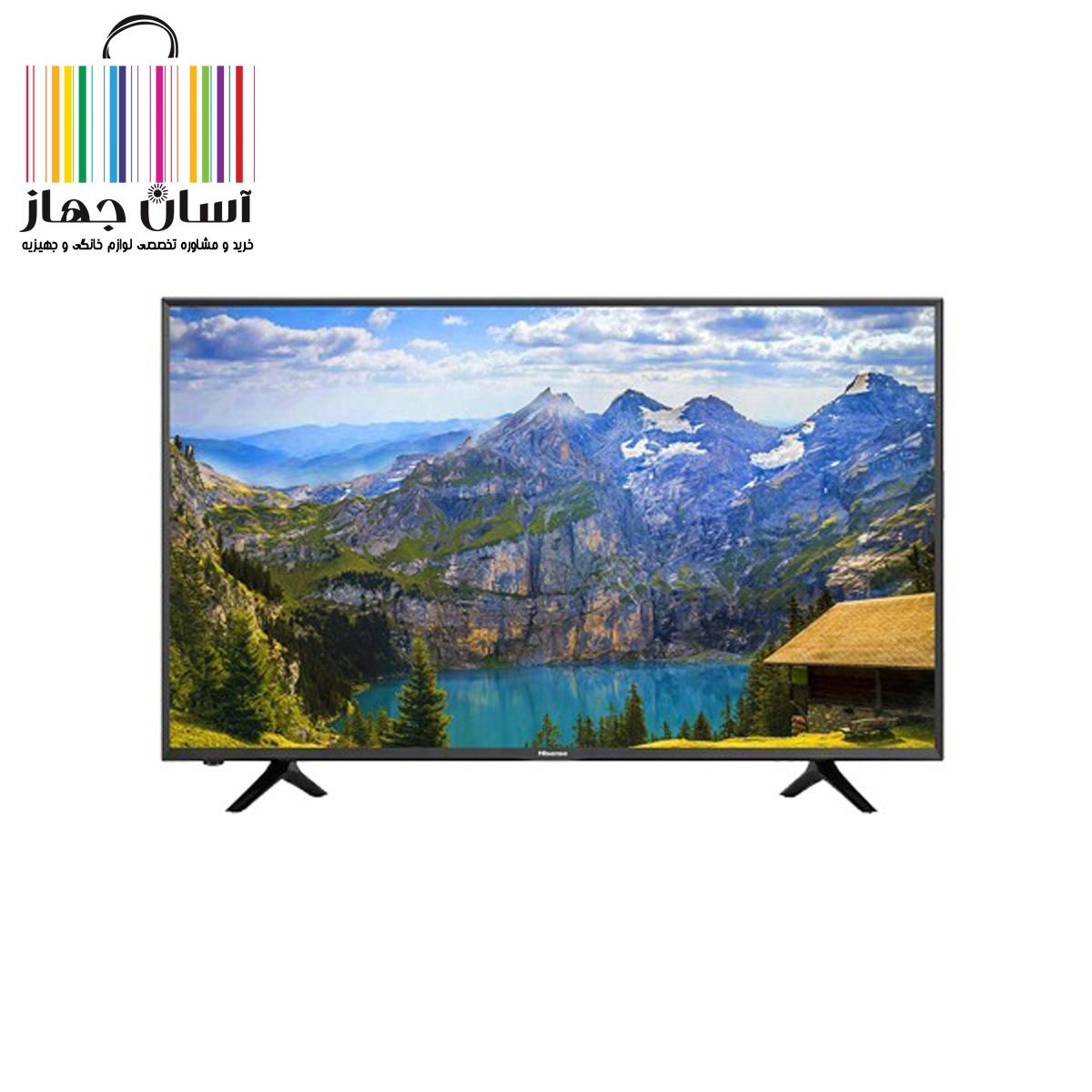تلویزیون 55 اینچ هایسنس مدل 55N3000UM