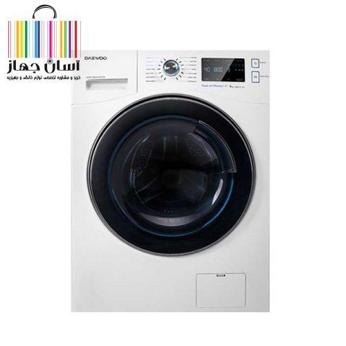 ماشین لباسشویی دوو مدل DWK-8540 ظرفیت 8 کیلوگرم