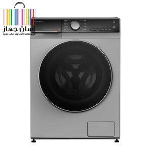 ماشین لباسشویی پاکشوما مدل TFU-85402 WT ظرفیت 8 کیلوگرم